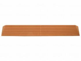 ダイヤスロープ  100cm幅(DS 100)/シンエイテクノ 住宅改修関連商品 スロープ(室内) スロープ(室内) 介護用品