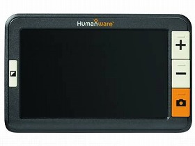 高級携帯型拡大読書器エキスプロ5/Humanware 生活支援関連商品 自活支援・便利グッズ 自活支援・便利グッズ・その他 介護用品.