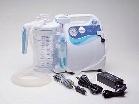 セパDC-II/新鋭工業 医療機器 吸引器 吸引器.