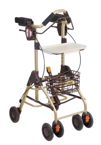 テイコブリトルホームF WAW18 / 幸和製作所 送料無料 介護用品 歩行器 歩行車 スリム 歩行補助