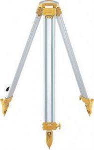 【トプコン/タジマ】アルミ製三脚(球面タイプ)新型 STD-OD(ローテーティングレーザー・オートレベル用)
