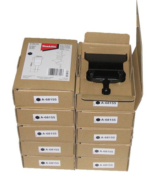 【マキタ】スクレーパアッセンブリA-68155 「10個価格」(電動ケレンHK1810・HK1800L用)(旧型番A-43022と同じもの)