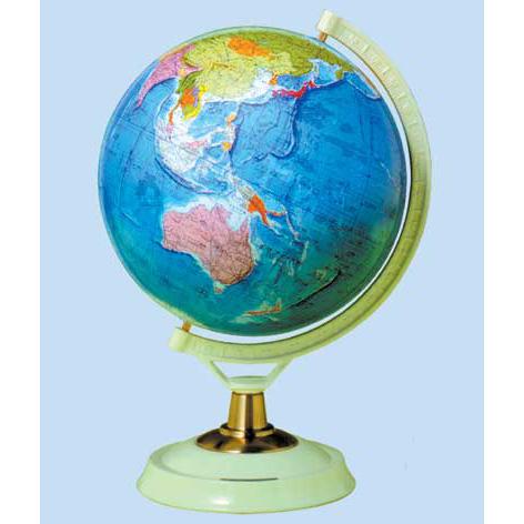 【メーカー直送】【送料無料】グローバルプランニング 地球儀 球径26cm 行政 GP-268【楽ギフ_のし】【キャンペーン参加で最大34倍】