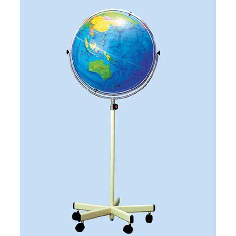 【メーカー直送】【送料無料】グローバルプランニング アクリル地球儀 球径51cm 英語・スタンド式 GPA-51ES【楽ギフ_のし】