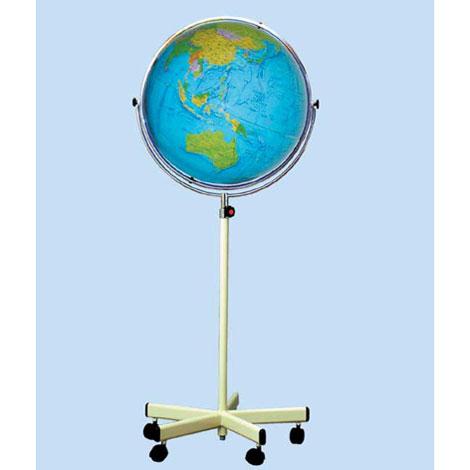 【メーカー直送】【送料無料】グローバルプランニング アクリル地球儀 球径51cm 行政・スタンド式 GPA-51S【楽ギフ_のし】