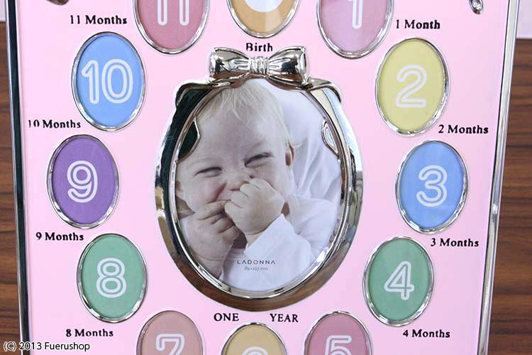 Fueru Ladonna Ladonna 12 Months Baby Frames Mb21 Bl Blue