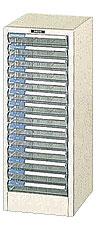 【送料無料】ナカバヤシ フロアケース 書類ケース 書類棚 A4-14P 収納ボックス 収納用品