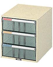 【送料無料】ナカバヤシ レターケース 机上 書類収納 A4サイズ LC-M3P 収納ボックス