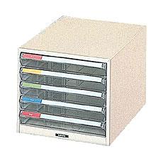 【送料無料】ナカバヤシ レターケース 机上 書類収納 B4 B4-5P 収納ボックス