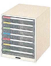 【送料無料】ナカバヤシ レターケース 机上 書類収納 B4 B4-7P 収納ボックス