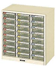 【送料無料】ナカバヤシ ピックケース 収納棚 PC-24 アイボリー 収納ボックス