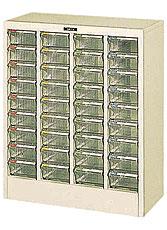 【P5倍】【送料無料】ナカバヤシ ピックケース 収納棚 PCL-36 アイボリー 収納ボックス