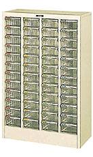 【送料無料】ナカバヤシ ピックケース 収納棚 PCL-48 アイボリー 収納ボックス
