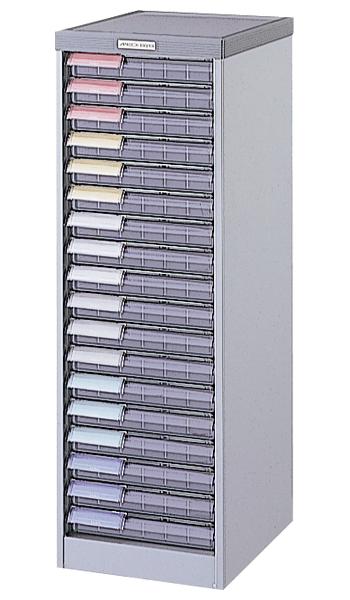【送料無料】ナカバヤシ メディシス・フロアタイプA4 書類棚 書類整理 H900 MAF-101N グレー 収納ボックス