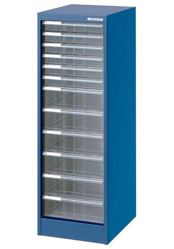 【送料無料】ナカバヤシ アバンテV2 フロアケース 書類ケース 書類棚 A4 浅6深6段 AF-H12 ブルー