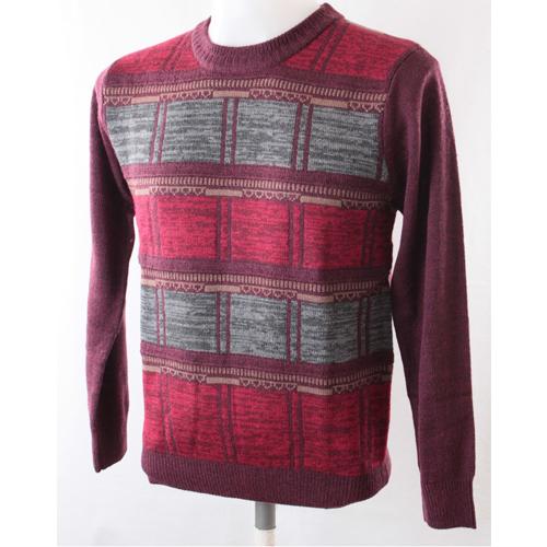 【宅配便送料無料】 【NICOLE MORRISON】ウール混 暖かセーター