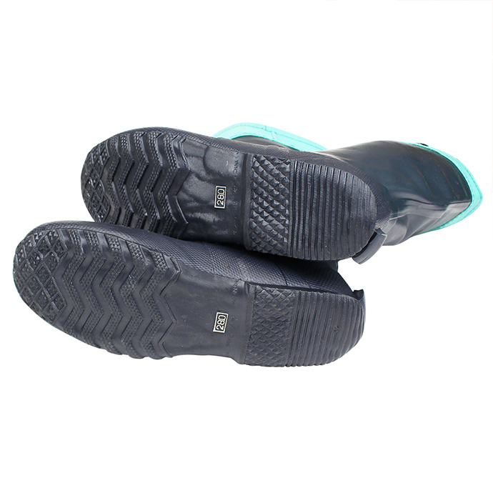 ALL ABOUT ACTIVITY パッカブル レインブーツ 長靴 レインブーツ メンズ 折りたたみ 持ち歩き おしゃれ 釣り アウトドア