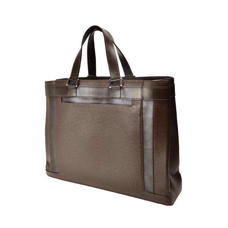 Louis Vuitton Kasbek Handbag Taiga Leather Pm 2r1WyqTkW