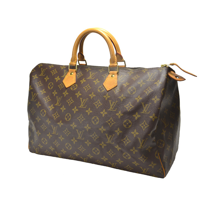 aeff08a060 LOUIS VUITTON and Louis Vuitton Monogram speedy 40 / M/Brown/41522 [pre]  and [free shipping]