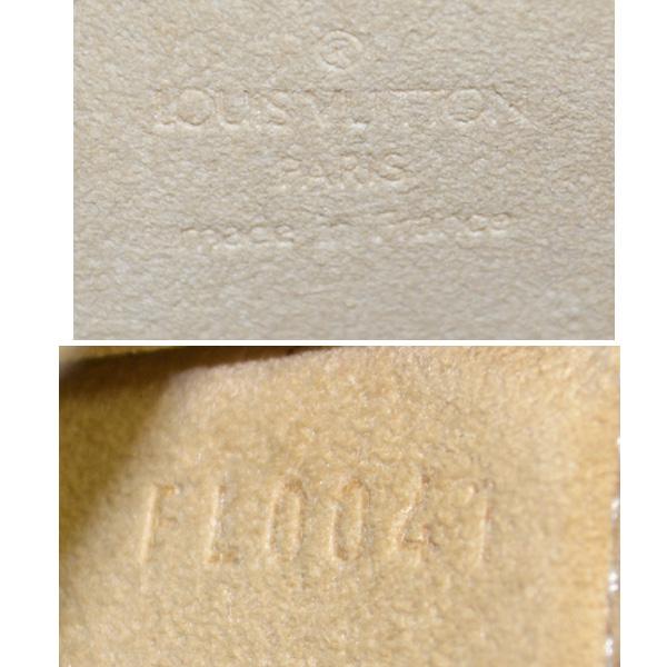 路易 · 威登和路易 · 威登会标 ポ 双通用/M51852 / 挎包 / 棕色 [使用]