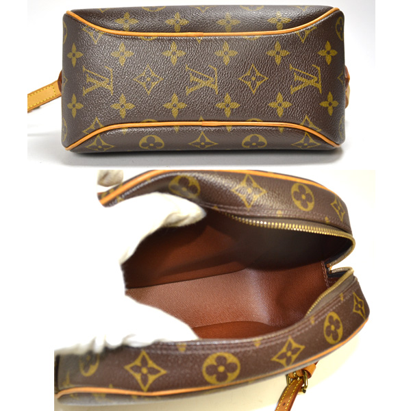 LOUIS VUITTON/Louis Vuitton/Monogram/blois /M51221 / shoulder bag / Brown