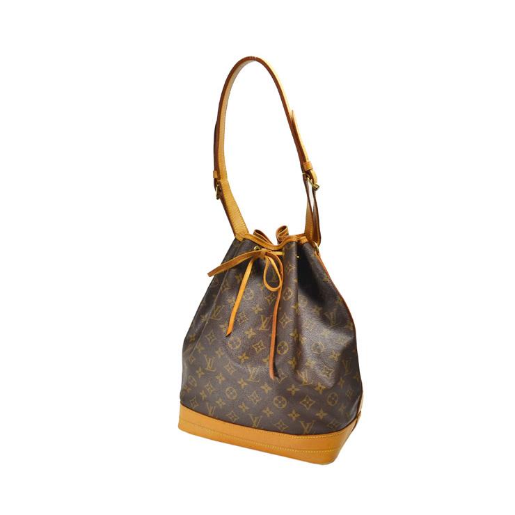 店舗良い ルイヴィトン モノグラム ノエ M42224 ブラウン ルイヴィトン ショルダーバッグ ヴィトン バッグ Shoulder Bag LOUIS VUITTON 【】【送料無料】, ドラッグストアウェルネス 60922e99