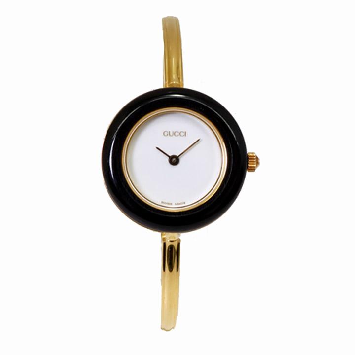 【中古】グッチ レディース腕時計 チェンジベゼル 11 12.2 クォーツ 12色 GUCCI [送料無料]
