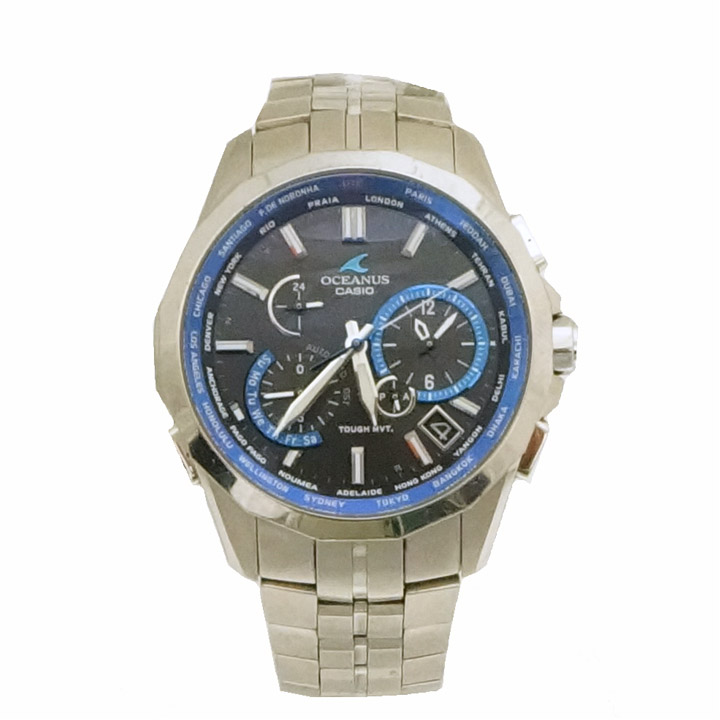 【中古】カシオ オシアナス マンタ OCW-S2400 メンズ腕時計 OCEANUS CASIO [送料無料]