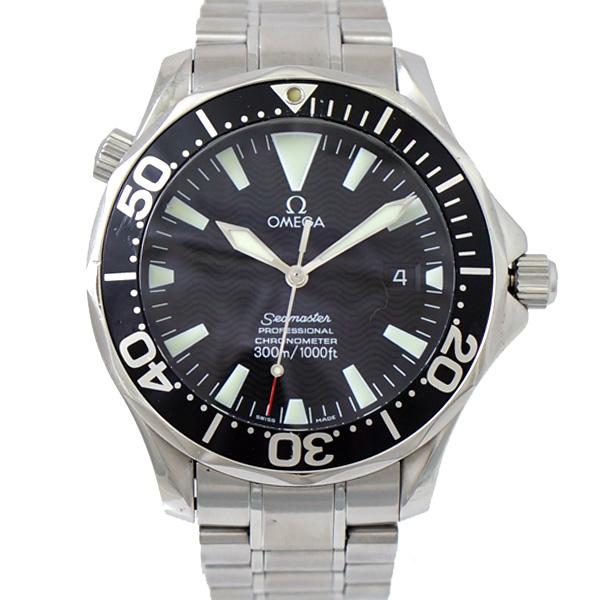 【中古】オメガ メンズ腕時計 シーマスター プロフェッショナル 300M SS 2254.50 OMEGA [送料無料]