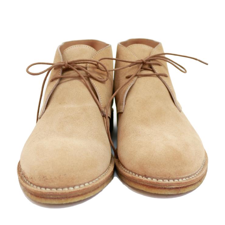 【キャッシュレス5%還元】【中古】ボッテガヴェネタ ブーツ メンズ スエード 靴 サイズ41 BOTTEGA VENETA[送料無料]
