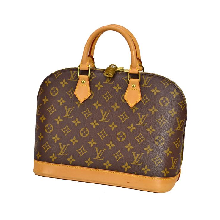 Louis Vuitton Monogram Alma M51130 leather LV Vuitton bags ladies bags  handbags Handbag LOUIS VUITTON 0c3eb5bdce44b