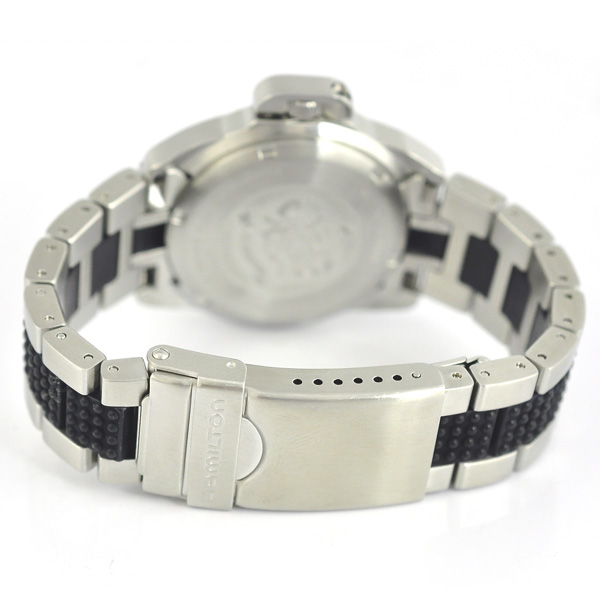 HAMILTON / Hamilton / Khaki / mens watch / quartz / 6301 / dark grey dial [used] []