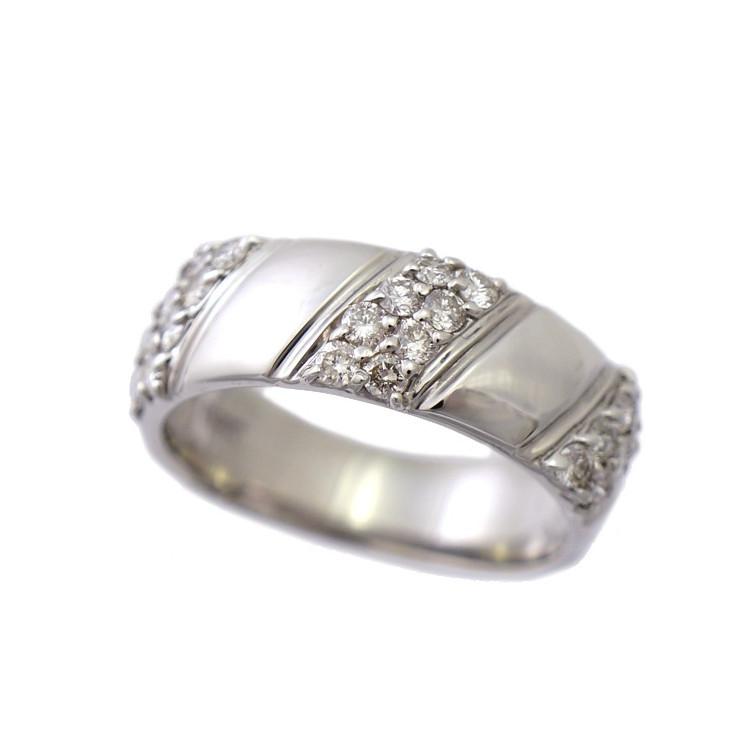 【中古】指輪 リング Pt900 ダイヤモンド 0.50ct 10.5号 レディース ジュエリー プラチナ [送料無料]