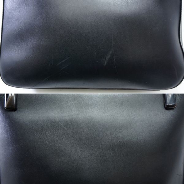 a1e8de1b97f1 PRADA プラダ レザー トートバッグ ブラック【送料無料】:ブランド ...