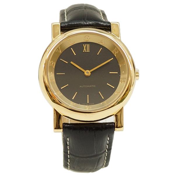 人気商品 BVLGARI 限定 ブルガリ ブルガリ アンフィティアトロ 限定 AT35GL K18YG メンズ 腕時計 オートマ メンズ [中古][送料無料], 時計メガネレンズのプライムアイズ:c6088857 --- edkempharma.com