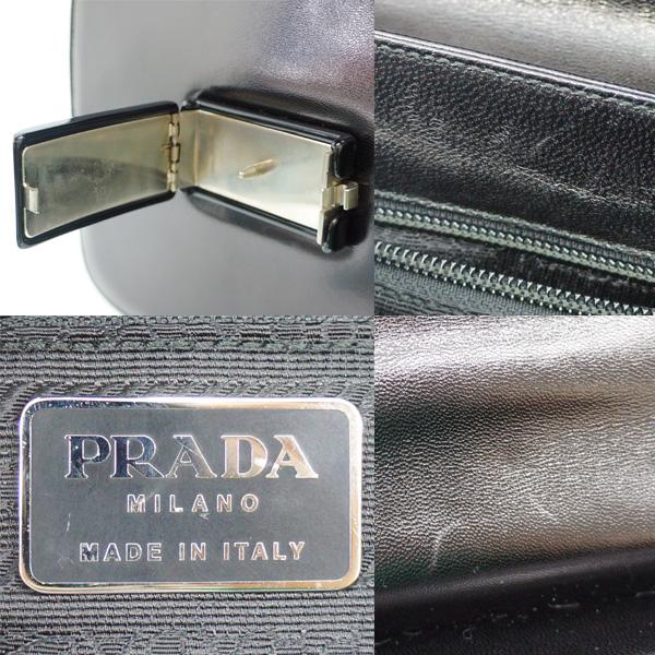PRADA プラダ 黒 ショルダー B7021 ブラック ショルダーバッグ 送料無料CrxBEdQWoe