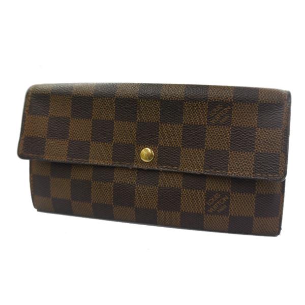 55dbbdc602 LOUIS VUITTON (Louis Vuitton) zipper wallet  N61734 CA1017   Sarah Dame ...