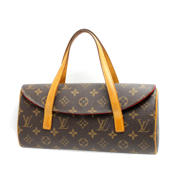 680ace1a81 LOUIS VUITTON   Louis Vuitton   Monogram   Sonatine handbag  M51902    women s   Brown  used
