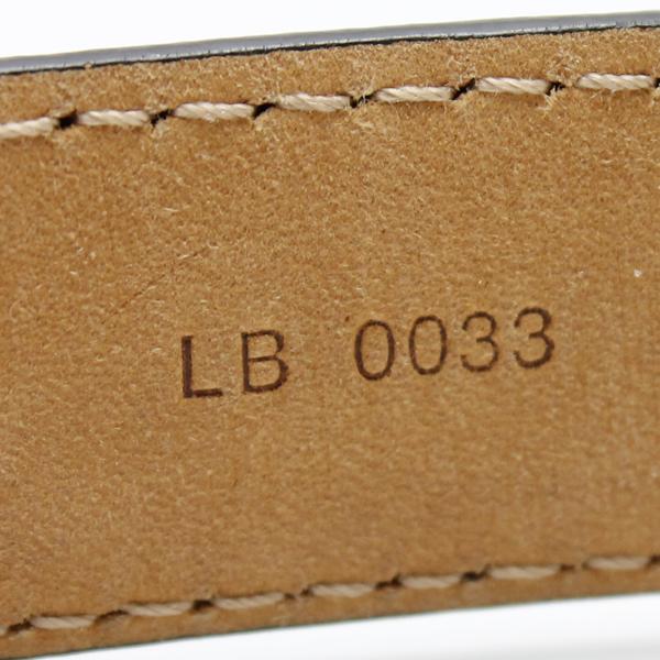 ルイヴィトン ベルト モノグラム サンチュール20 M9274W LOUIS VUITTON ブラウン送料無料txhordsBQC