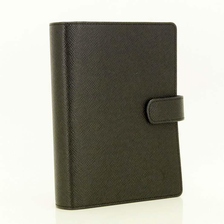 【中古】ルイヴィトン 手帳カバー タイガ アジェンダMM R20222 LOUIS VUITTON アルドワーズ【送料無料】