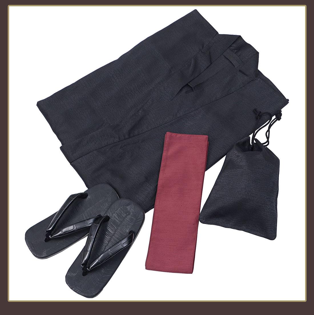 """從屬于""""FUGAPoetry國產浴衣4分安排(浴衣、帶、信玄袋、雪駄)/全三原色""""視覺派的視覺派的V派男性時裝甚平反物下駄祭ri安排浴衣帶的方式系統"""