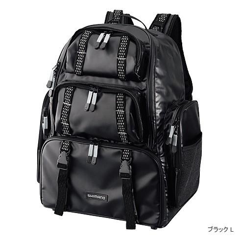 ≪新商品!≫ シマノ システムバックXT DP-072K ブラック Lサイズ 【ショップレビューを書いて次回使える送料無料クーポンGET】