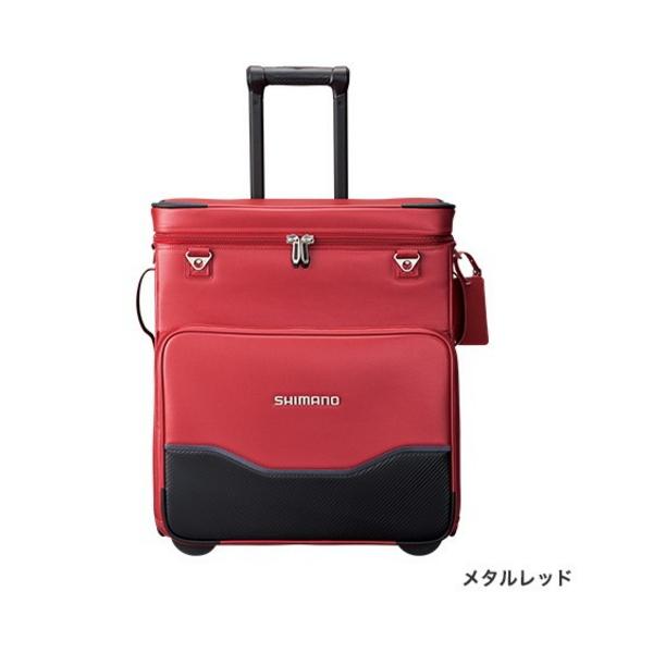 ≪'19年3月新商品!≫ シマノ へらキャリーバッグXT BA-011S メタルレッド