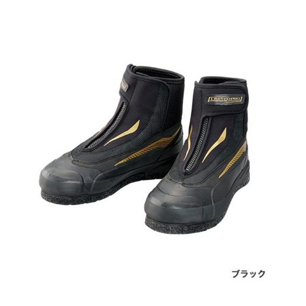 ≪'19年3月新商品!≫ シマノ 3Dカットピンフェルトシューズリミテッドプロ FA-057S ブラック 25.0cm [3月発売予定/ご予約受付中], オオセトチョウ:e0ddf60b --- talent-schedule.jp