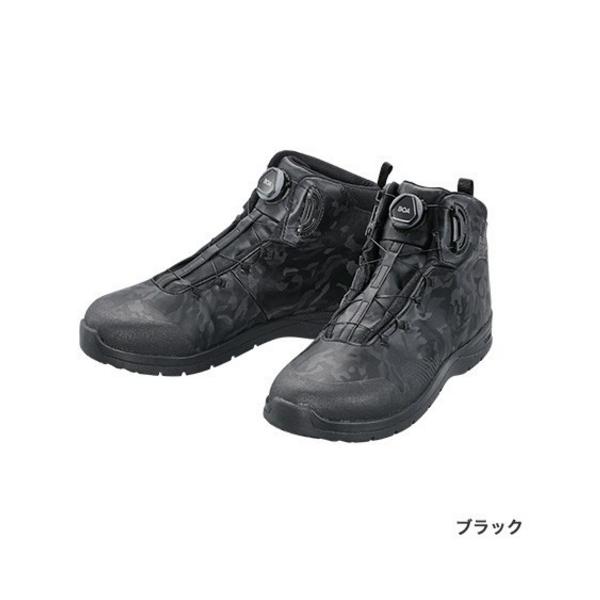 ≪'20年3月新商品!≫ シマノ ボートフィットシューズ HW FH-036T ブラック 26.5cm