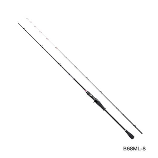 ≪'19年5月新商品 スティック!≫ シマノ サーベルマスター BB 105.2cm〕 スティック BB B68ML-S 〔仕舞寸法 105.2cm〕 [5月発売予定/ご予約受付中], YSK-Style:2062473a --- kutter.pl