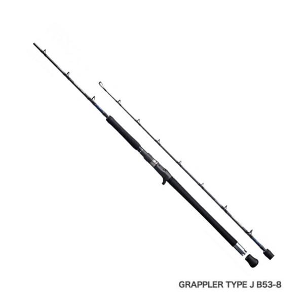 ≪'19年1月新商品!≫ シマノ '19 グラップラー タイプJ B56-7 〔仕舞寸法 102.8cm〕 【保証書付】