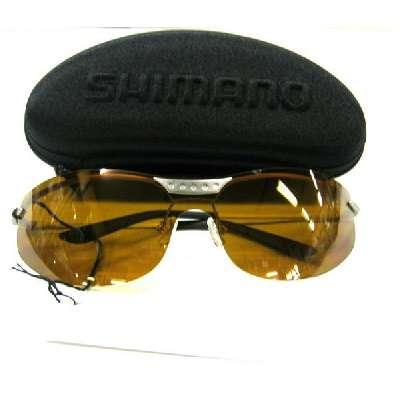 シマノ レンズ交換式フィッシンググラス HG-024A ブラウン 【ショップレビューを書いて次回使える送料無料クーポンGET】