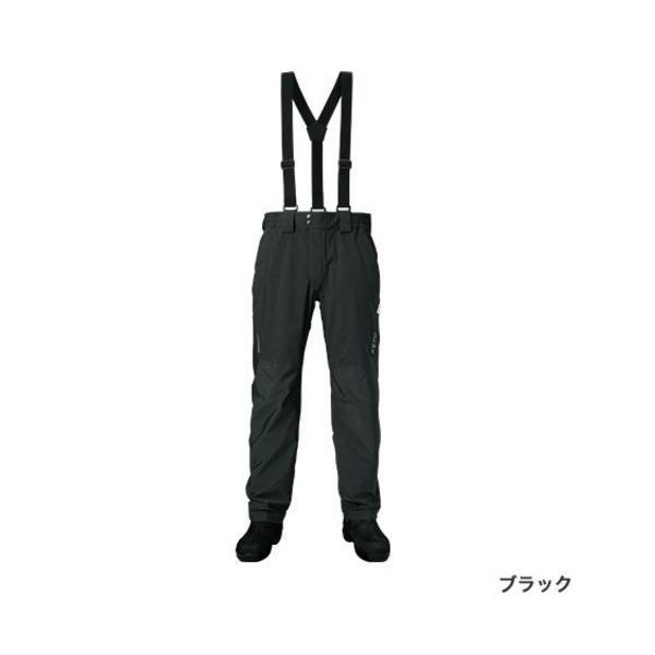 ≪'19年3月新商品!≫ シマノ XEFO・デュラストレインパンツ RA-22PS ブラック Mサイズ