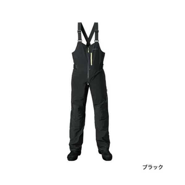≪'19年3月新商品!≫ シマノ XEFO・デュラストレインビブ RA-26PS ブラック Lサイズ